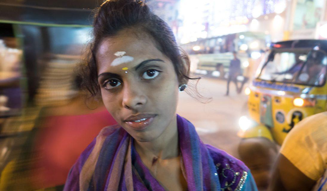 Portretten India