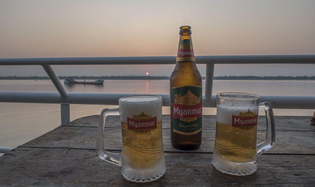Een warm welkom in Myanmar