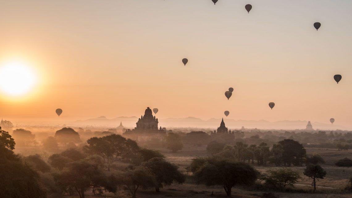 Betoverend Bagan