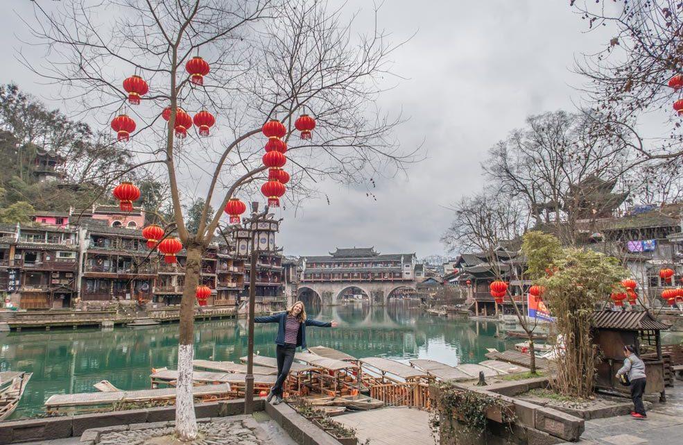 (De reis naar) het échte China?